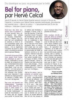"""La Semaine Guyanaise"" H Celcal"