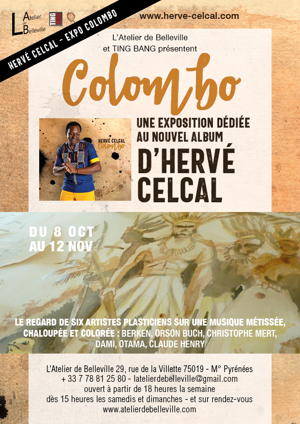octobre 2018 : « Colombo, l'expo »